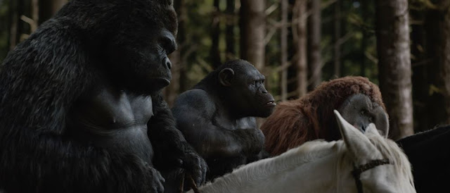 Válka o planetu opic (War for the Planet of the Apes) – Recenze