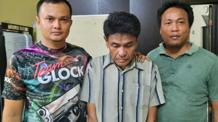 Asyik Nunggu 'Pasien Sabu' PP Diringkus Polisi