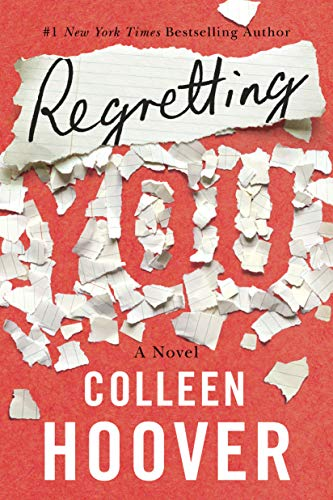 Regretting You, Colleen Hoover, reading, Kindle, Goodreads, fiction, December 2019 books, new releases, reading recommendations, books