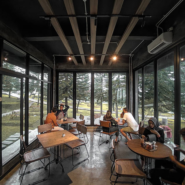 Soekapi Coffee Shop Bogor