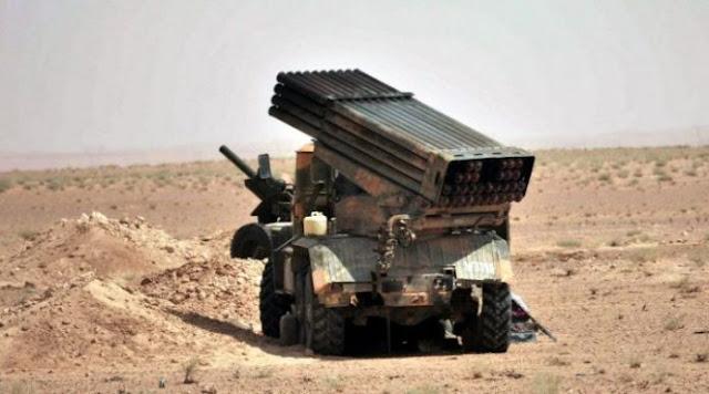 Ρουκέτες από την Συρία έπληξαν το τουρκικό έδαφος