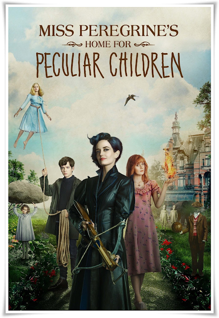 Review : Filem Miss Peregrine's Home For Peculiar Children ( 2016)