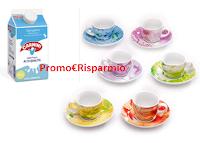 Logo Latte Carnini ''Nato sotto una buona stalla'': vinci subito set tazze Tognana