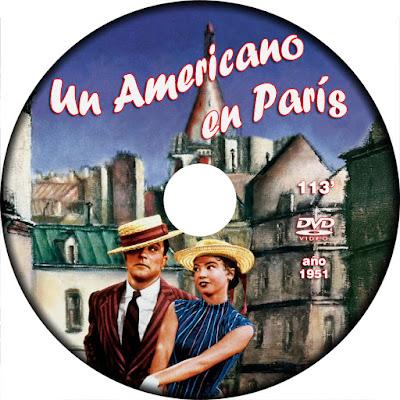 Un Americano en París - [1951]
