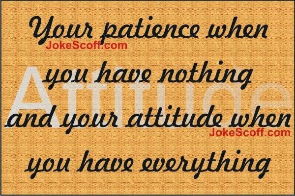 rock attitude status