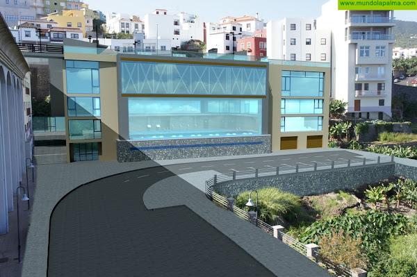 El Ayuntamiento de San Andrés y Sauces inicia las obras del gran centro socio deportivo de la comarca noreste de La Palma