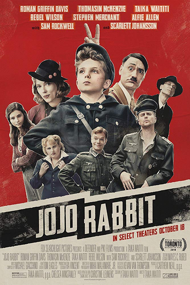 "Movie Review: ""Jojo Rabbit"" (2019)"
