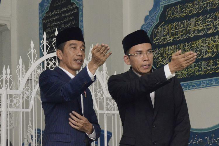 Yusril-TGB Diyakini Bakal Gabung Kabinet, Pengamat: Intinya Mereka Harus Dekat dengan Jokowi