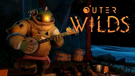 Outer Wilds PS4 Reveal Trailer
