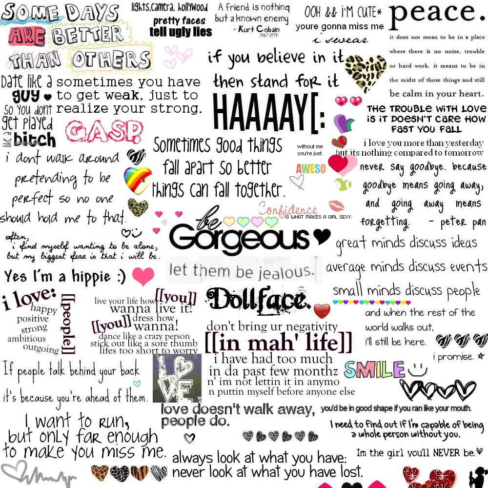 1 Quotes: All photos gallery: Collage quotes, quote collage ...