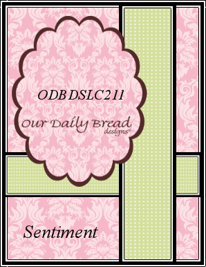 Our Daily Bread Designs, ODBDSLC211