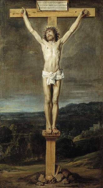 Диего Веласкес - Распятие (1631)