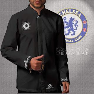 Baju Koko Chelsea