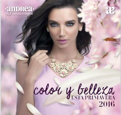 catalogo andrea 2016 belleza de primavera