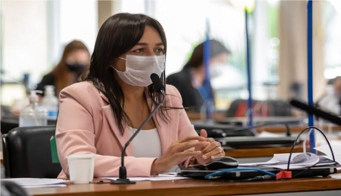 Senadora Eliziane Gama critica desmonte da política ambiental