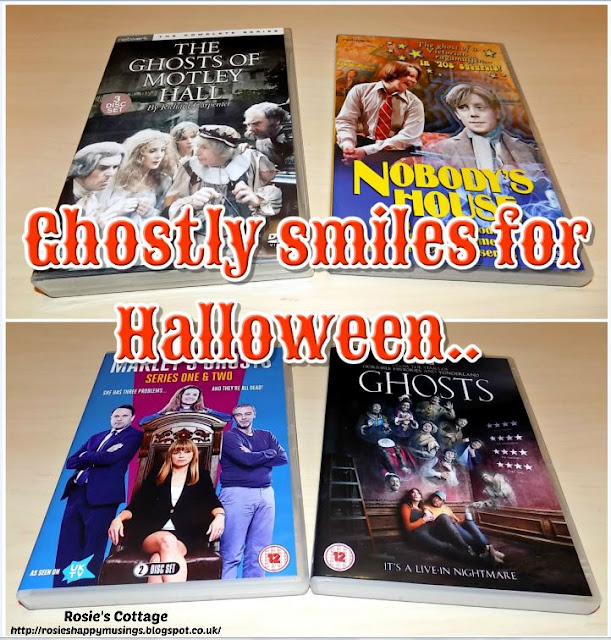 Ghostly Smiles For Halloween...