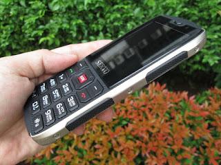 Hape 4 SIM Servo H8 Baru Quad SIM Standby Powerbank 3000mAh