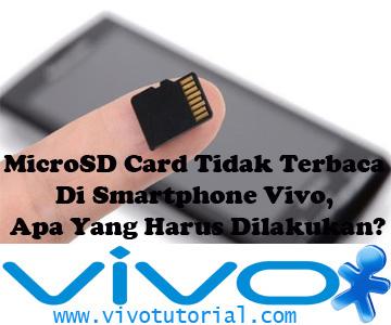 MicroSD Card Tidak Terbaca Di Smartphone Vivo, Apa Yang Harus Dilakukan?