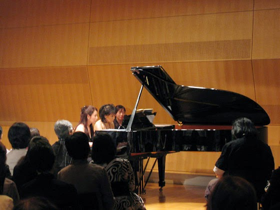 One of Jamie's Concerts held by Noriko Ogawa in Japan