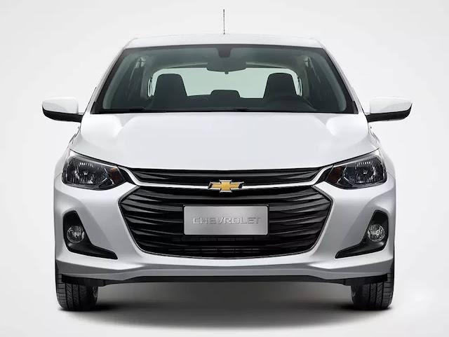 Novo GM Onix Hatch 2020: fotos, dimensões e consumo