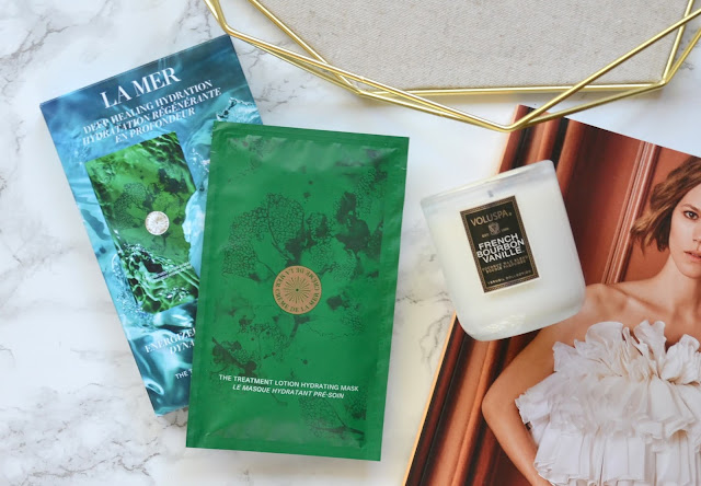 La Mer Treatment Lotion Hydrating Mask Review