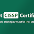 Online CISSP Certification Training Course — Learn from Experts