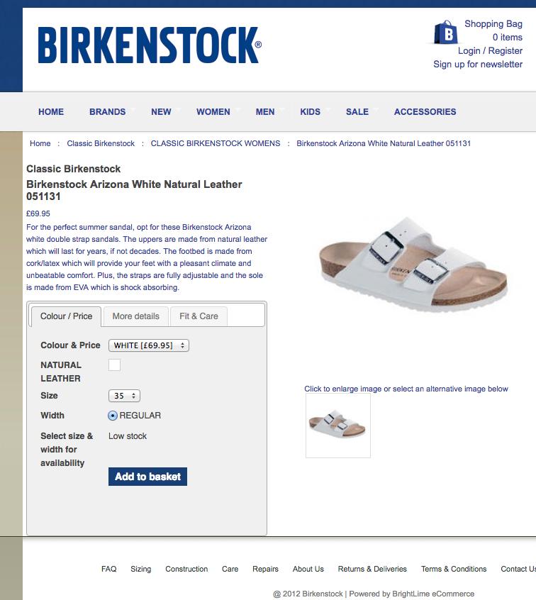 Size  Womens Shoe In Ceentimeters