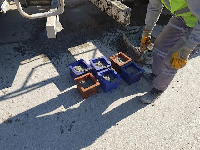 beton numunesi nasıl alınır