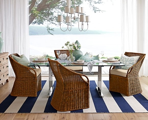 nautical living Williams Sonoma