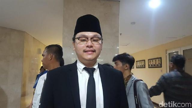 BK DPRD DKI Gelar Rapat Bahas William PSI yang Dilaporkan Soal Dana Lem Aibon