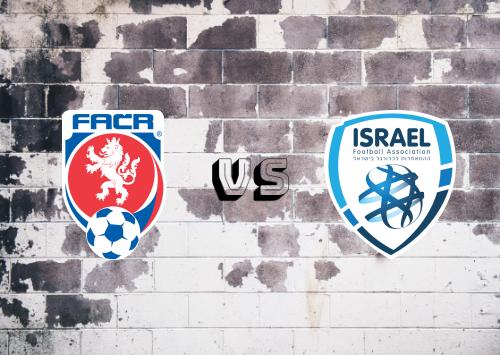 República Checa vs Israel  Resumen