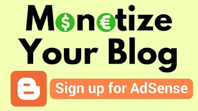 How To Apply For Adsense Within Few Day In Blogger Step-By-Step Guide