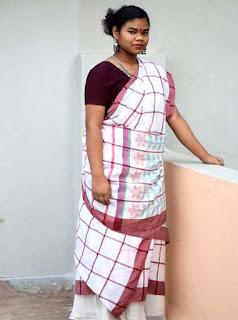 Santali Cultural dress