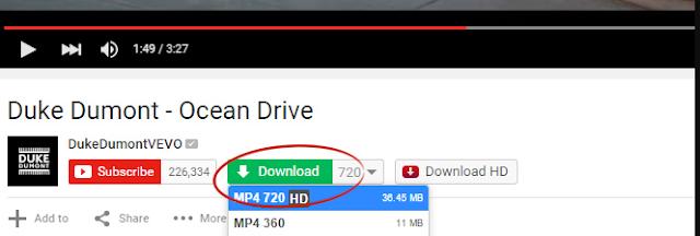 طريقة تحميل الفيديوهات من اليوتيوب بدون أي برنامج