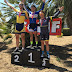 Jake Eisaguirre 3rd Place Finish UCSB Island View Criterium
