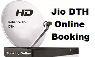 Jio DTH Registration