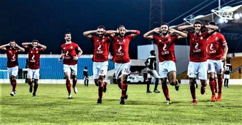 اهداف مباراة الأهلي وكانو سبورت (2-0) دوري ابطال افريقيا