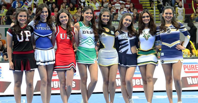List of 8 Beautiful Courtside Reporters 2015 UAAP Season 78