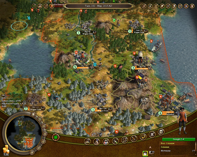 Today we Play: Colonization 4