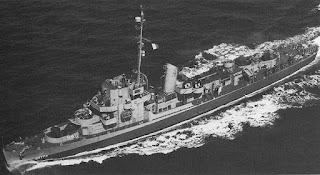 USS Eldridge DE-173 (1944)