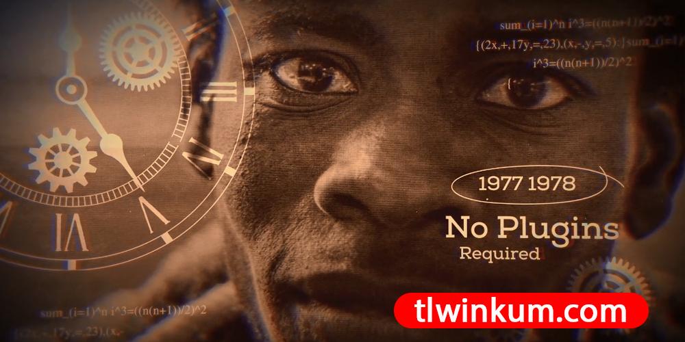 قالب افترافكت مجانا لعرض الوثائقي التاريخية History Time Travel Slideshow