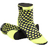 Seasnug Sports Socks. It's a Perfect Fit for Everything on the Sand. Watersports, Snorkeling, and Diving. (Green Dot, M - Size 8-9)