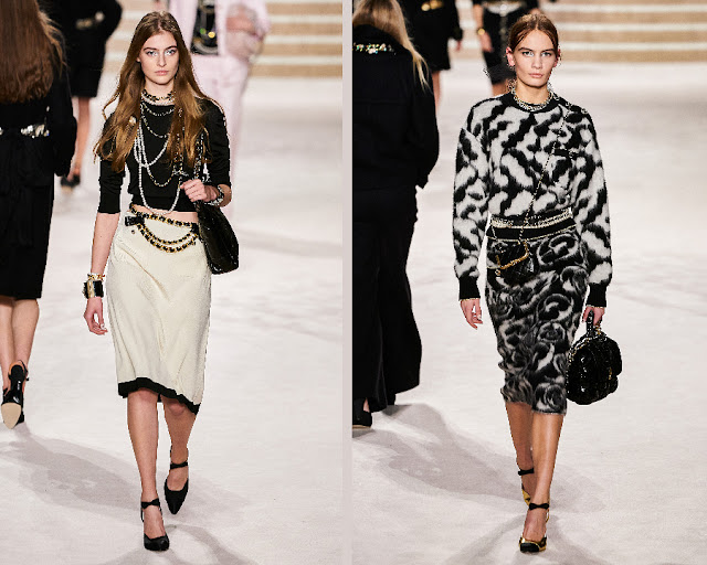 Показ моды Chanel Pre-Fall 2020-2021 1