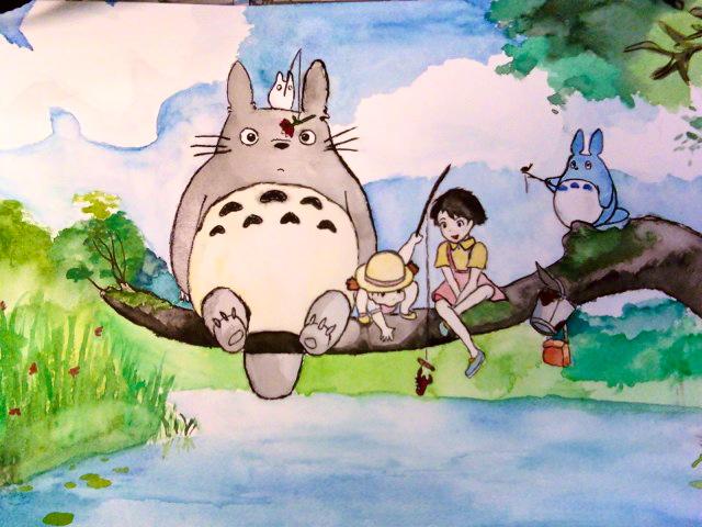 Totoro May: Documentation Of My Vintage Sensation: My Neighbor Totoro