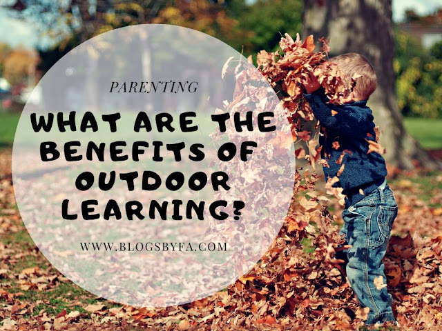 Benefits of Outdoor Learning