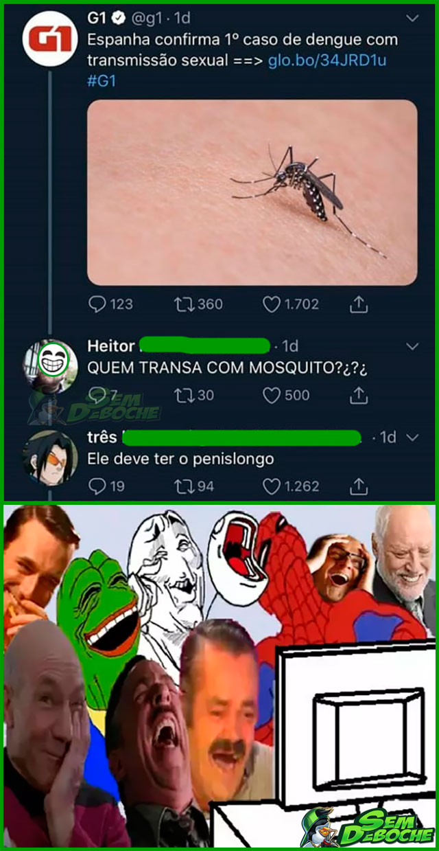 UMA PIADA DA 5ª SÉRIE QUE NUNCA MORRE