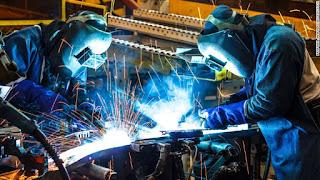 La participación del trabajo en el PBI bajó 3 puntos