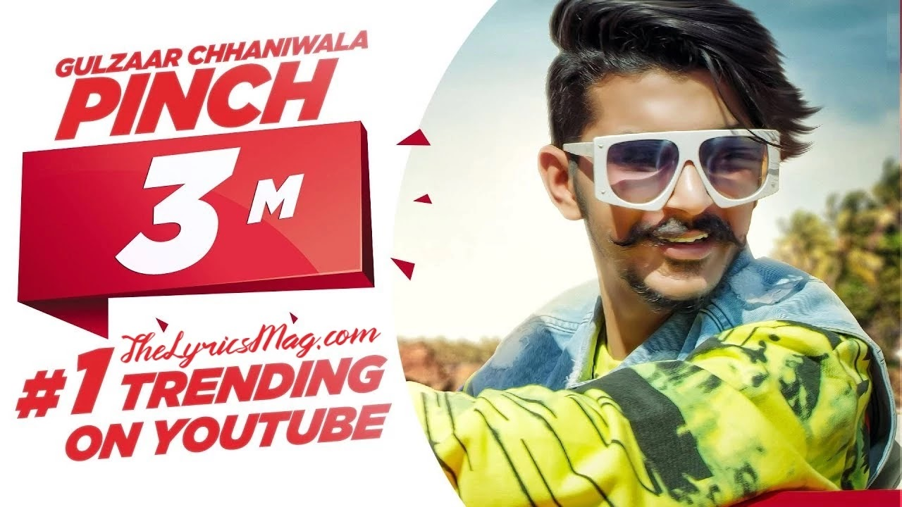Pinch Lyrics - Gulzaar Chhaniwala