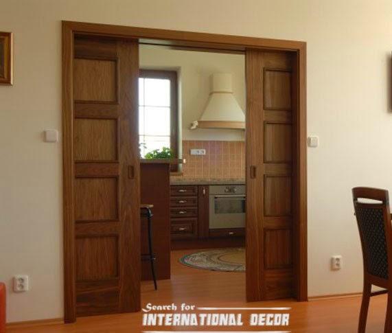 Top designs of Interior sliding doors latest trends