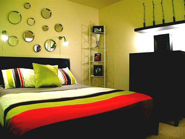 Kamar Tidur Sederhana
